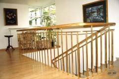2- balustrada mosiezna