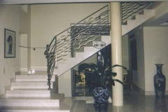 1B -balustrada falista cut