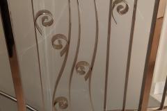 482B_Bs44_ balustrada stal Inox poler ozdobniki