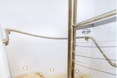 Bl6a - balustrada linowa