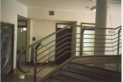 Bs30f_r - balustrada stalowa