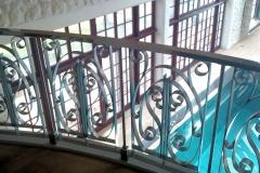 Bz3_413B_ balustrada zawijana