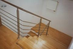 110B - balustrada stalowa