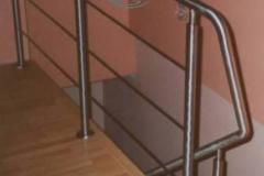 115B - balustrada stalowa cut