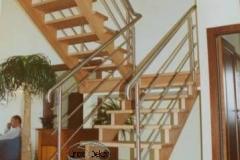 33-Bs15 - balustrada stalowa schodowa (Villa Europa 2002)