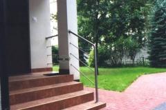 38-Bs1 -balustrada stalowa