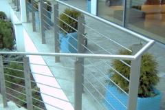 450B_Bs41a_balustrada stal Inox