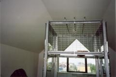 Bks2_r - obudowa klatki schodowej + balustrada