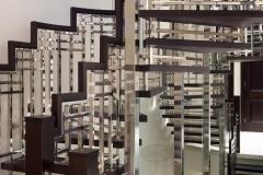Bs-dr22_322B - balustrada stal-drewno Londyn