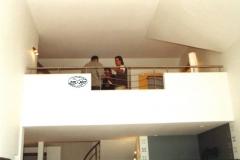 Bs2a - balustrada na antresoli (Villa Eurpoa)
