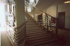 Bs30c_r - balustrada stalowa