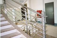 Bs30g_r - balustrada stalowa