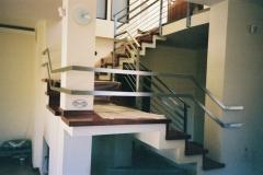 Bs31d_r - balustrada stalowa