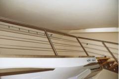 Bs9b - balustrada stalowa