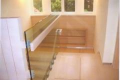 Bsz3b - balustrada szklana londyn (329B)