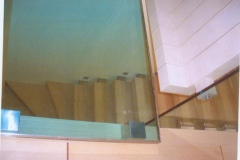 Bsz3c - balustrada szklana londyn (330B)