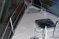 0800_I8n_r - jacht- kosz dziobowy, reling