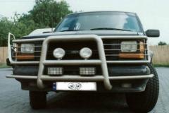 I3 - orurowanie samochodu