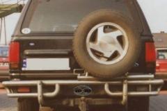 I5- orurowanie samochodu