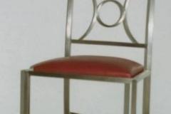 1M - krzeslo czerwone