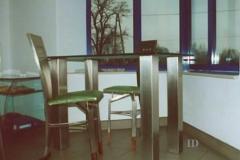 32M - stol kuchenny krzesla