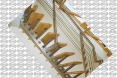 Ks5bBs9a - podstawa schodów z balustrada