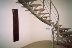 Ks8a - schody krecone