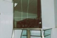 22W - lustro na stalżu