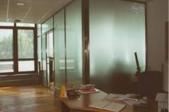 40W - ściana stalowo-szklana