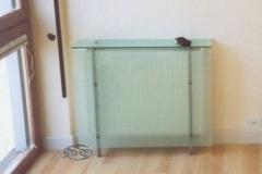 79W- oslona grzejnika szkło