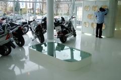 Wr4 - podest pod motor (Suzuki)